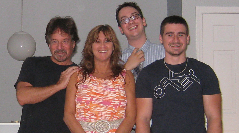 Theriault Family Picture August 2012