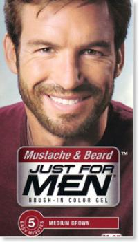 Just For Men... Or Really Hairy Women